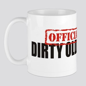 Official Dirty Old Man  Mug