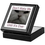 Don't Wake Me Keepsake Box