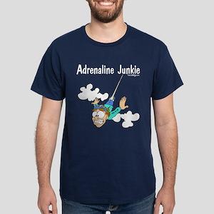 Adrenaline Junkie Dark T-Shirt
