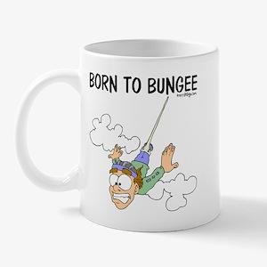 Born To Bungee Mug