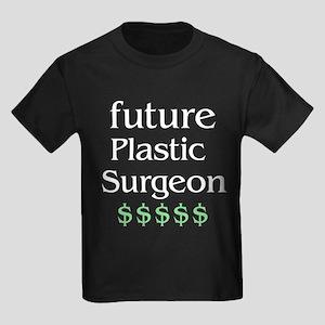 future plastic surgeon Kids Dark T-Shirt