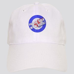 Rock In The House! Curling Cap