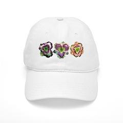 Lavender Daylilies Baseball Cap