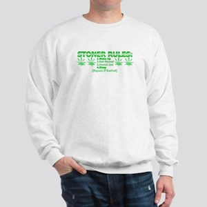Stoner Rules Sweatshirt
