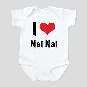 I 'heart' Nai Nai bodysuit