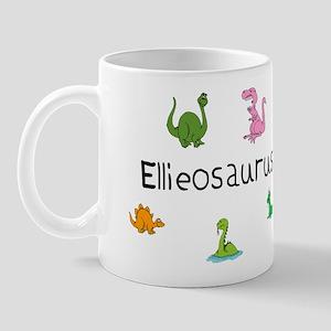 Ellieosaurus Mug