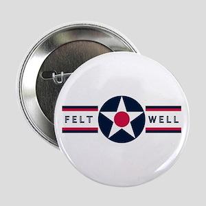 """RAF Feltwell 2.25"""" ReUnion Button"""