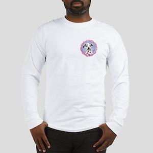 Dalmatian Valentine Long Sleeve T-Shirt