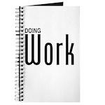 Doing Work Journal