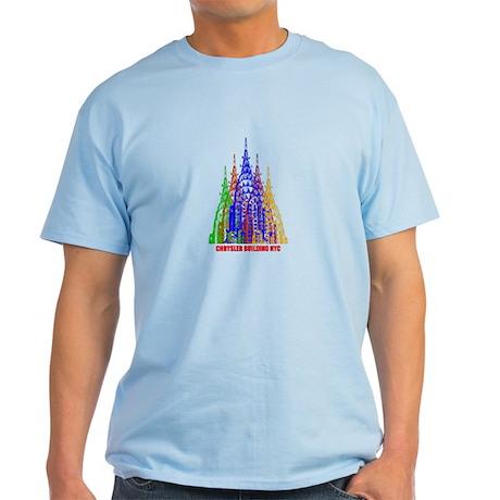 Chrysler building Light T-Shirt