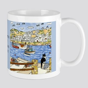 Memories Of Mykonos, Greece 11 Oz Mugs