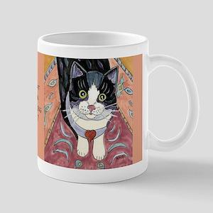 What You Looking At? 11 Oz Ceramic Mugs