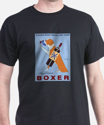 Appellation Boxer T-Shirt