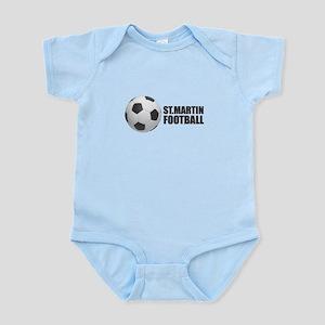 St. Martin Football Body Suit