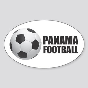 Panama Football Sticker