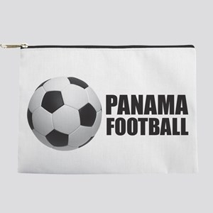 Panama Football Makeup Bag
