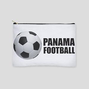 Panama Football Makeup Bag
