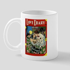 $14.99 Love Diary Mug