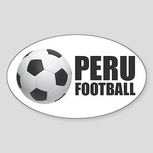 Peru Football Sticker