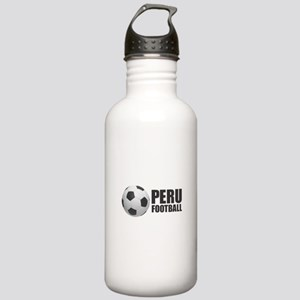 Peru Football Stainless Water Bottle 1.0L