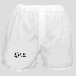 Peru Football Boxer Shorts