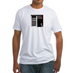 DOTeCOMe Gato - Fitted T-Shirt