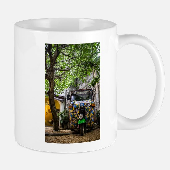tuktuk art Mugs