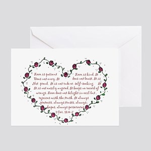 Love is...Greeting Card