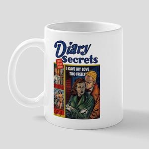 $14.99 Diary Secrets 2 Mug