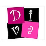 DIVA Design! Small Poster