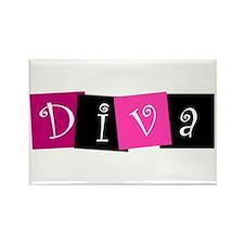 DIVA Design! Rectangle Magnet