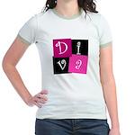 DIVA Design! Jr. Ringer T-Shirt
