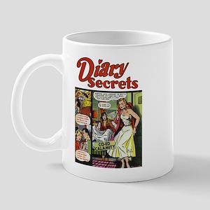 $14.99 Diary Secrets 4 Mug