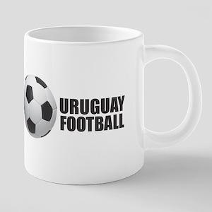 Uruguay Football Mugs