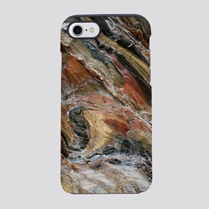 Rock swirls in nature iPhone 8/7 Tough Case
