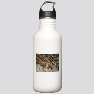 Rock swirls in nature Stainless Water Bottle 1.0L