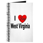 I Love West Virginia Journal