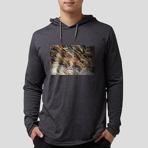 Rock swirls in nature Long Sleeve T-Shirt