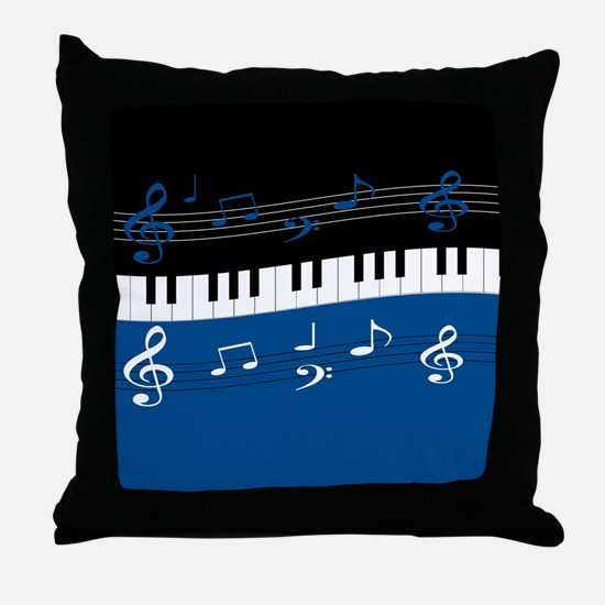 MG4U 006 Throw Pillow