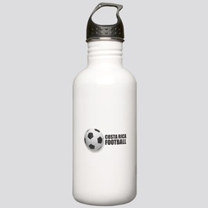 Costa Rica Football Stainless Water Bottle 1.0L