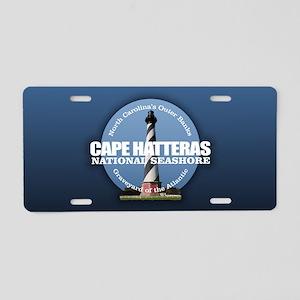 Cape Hatteras Light Aluminum License Plate