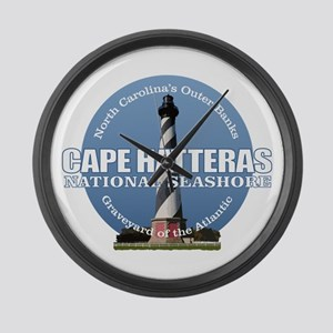 Cape Hatteras Light Large Wall Clock