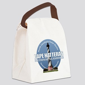 Cape Hatteras Light Canvas Lunch Bag