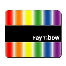Rainbow Mousepad