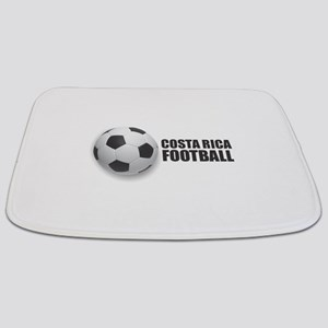 Costa Rica Football Bathmat