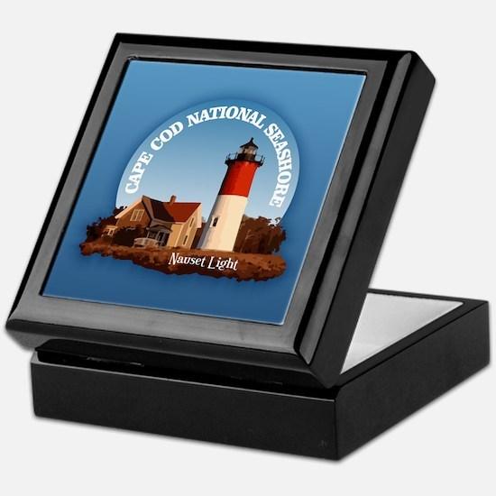 Cape Cod National Seashore Keepsake Box