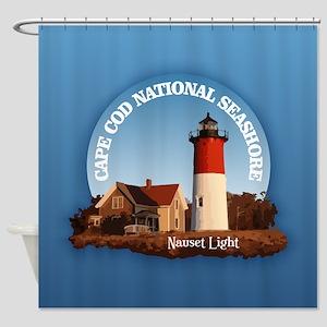 Cape Cod National Seashore Shower Curtain