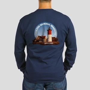 Cape Cod National Seashore Long Sleeve T-Shirt