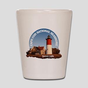 Cape Cod National Seashore Shot Glass