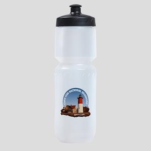 Cape Cod National Seashore Sports Bottle